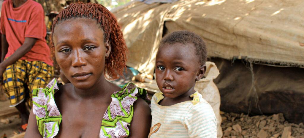 Reševanje zločinov v Srednjeafriški republiki