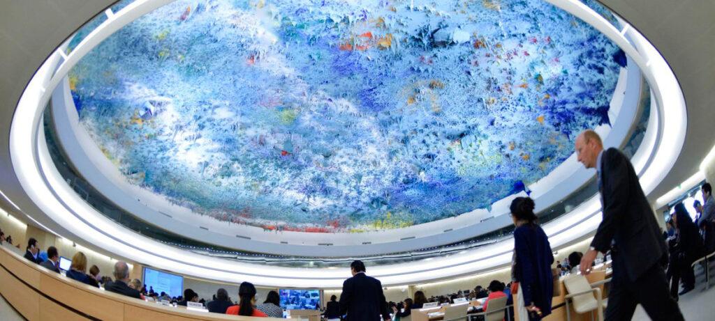 Minister Logar na 46. zasedanju Sveta ZN za človekove pravice izpostavil poglabljanje neenakosti med pandemijo