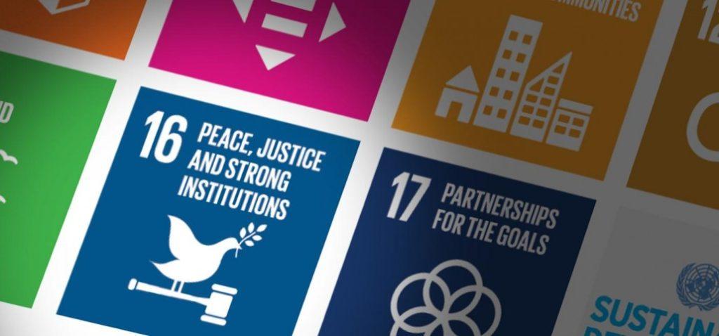 Pogovori o ciljih trajnostnega razvoja (SDG Talks)