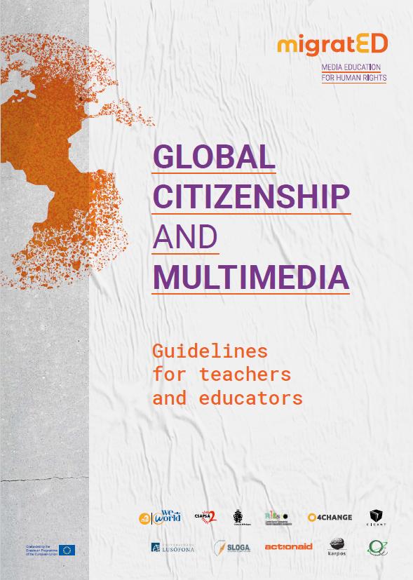 Pregled politik in dobrih praks na področju globalnega učenja ter vključevanja migrantskih otrok v izobraževanje ter smernice #MigratED za izobraževalce
