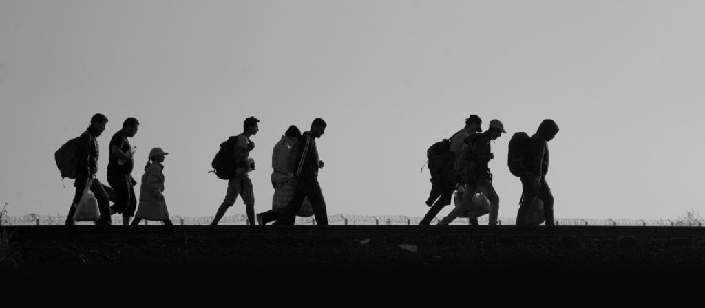Strahovi pred množičnim pritokom podnebnih beguncev so neutemeljeni