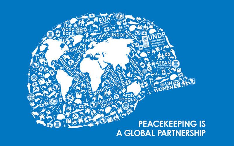 Sporočilo generalnega sekretarja ob mednarodnem dnevu pripadnikov mirovnih misij Združenih narodov