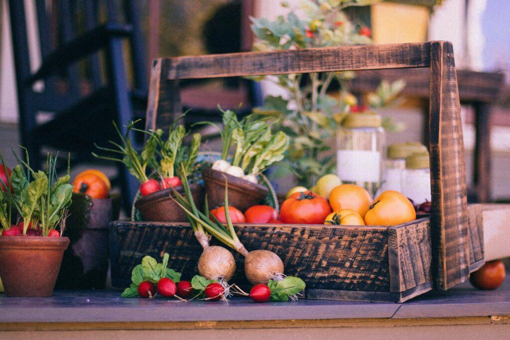 V Sloveniji zaužijemo čedalje več zelenjave