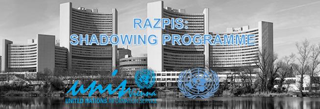"""RAZPIS: Delovni dan v OZN – izbor kandidatov za """"Shadowing programme"""""""